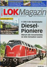 Lok Magazin 11 2021 - Diesel Pioniere