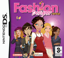 Fashion Designer I Style Nintendo DS IT IMPORT 505 GAMES