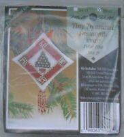 Mill Hill Cross Stitch Bead Kit /'Holly days/' Christmas Stocking CS47