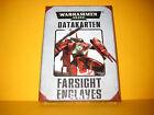 Warhammer 40k - Farsight Enclaves - Datakarten