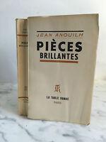 Jeans Anouilh Pezzi Brillanti La Tavolo Rotondo 1951