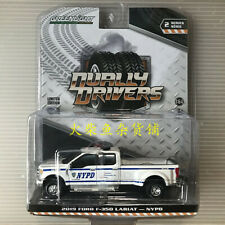 GreenLight 1:64 NYPD - 2019 Ford F-350 Dually