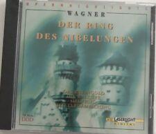 Wagner: Der Ring des Nibelungen (Highlights) (CD, Mar-1994, Laserlight)