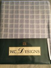 W.C. Designs 60X84 Oblong Cotton Tablecloth