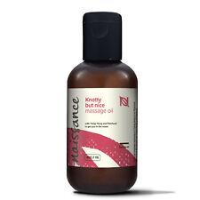 Naissance Knotty But Nice Sensual & Aphrodisiac Massage Oil 100ml 100% Natural