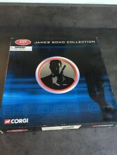 CORGI JAMES BOND 007 FILM CANISTER 8 SET THE James Bond Collection