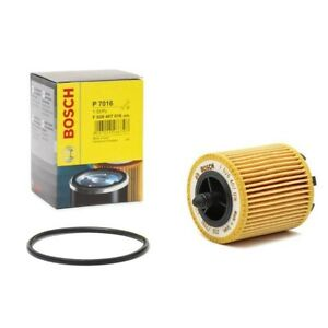 Genuine Bosch F026407016 Oil Filter For Saab 93 95 Fiat Chevrolet Vauxhall