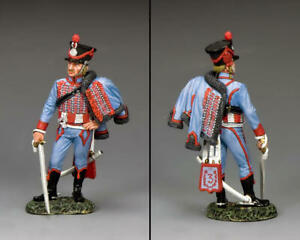 King & Country  NA355X - French  Hussar With Sword Exclusive Figure