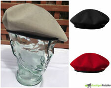 Polyester Beret Hats for Men
