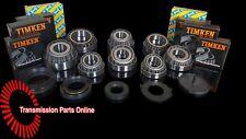 Opel & Opel Movano/Vivaro PF6 Scatola Cambio Timken Kit Cuscinetti Ricostruzione