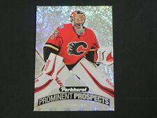 2017-18 Parkhurst Prominent Prospects PP-12 Jon Gillies Calgary Flames