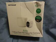 *BRAND NEW* ARLO NETGEAR SECURITY SYSTEM W/ 1 WI-FI HD CAMERA (VMS3130-100NAS)!!