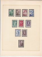 finland stamps on page ref 16533