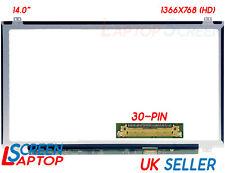 "Compatible HP Pavilion 14-AL014TU Edp Pantalla Portátil 14.0"" LED Monitor HD GB"