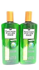 Thicker Fuller Hair- Weightless Conditioner, Cell-U-Plex Pure Plant Extracts 2PK