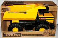 NEW Tonka Classic Dump Truck Mighty Tough Vintage Steel #354 Toy Vehicle (93505)