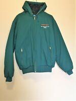 J1908 Tri-Mountain Men/'s Nylon Wind Proof Full Zip Side Pocket Outerwear Jacket