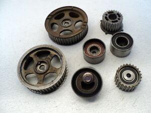 Subaru 2.2 Liter #7560 Timing Belt Pulleys & Components