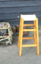 Vintage Retro Mid Century kitchen stool