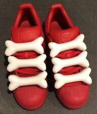 Adidas Superstar, Jeremy Scott Bones, Size 8.5, RARE!!!