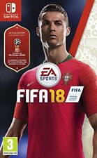 Fifa 18 WM 2018 Edition Nintendo Switch Spiel *NEU OVP* Fifa World Cup Russia