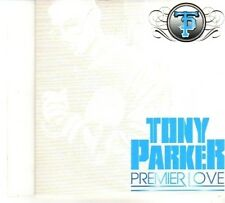 (DP948) Tony Parker, Premier Love - 2007 DJ CD