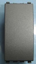 VIMAR 20041 Eikon grigio scuro antracite Copriforo falso polo tappo
