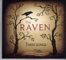 (DJ203) The Raven, Three Songs - CD