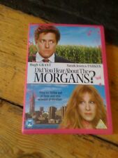 Hugh Grant Sarah Jessica Parker DID YOU HEAR ABOUT THE MORGANS ~ 2009 UK DVD