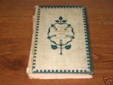 BESIDE THE BONNIE BRIER BUSH MacLaren First 1st Edition