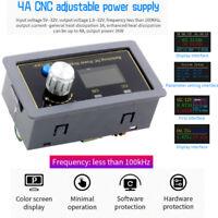 CNC DC DC Boost Buck Converter CC CV 4A Step Down Up Regulated Power Module
