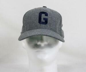 negro 1924 Homestead Grays Game Issued Fitted Baseball Hat Made in the USA