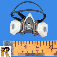 Darkzone Agent - Respirator Mask - 1/6 Scale - VTS Action Figures