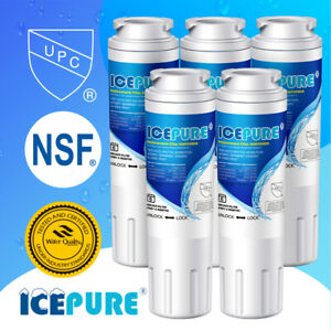 5 Pack Fit For Maytag UKF8001 UKF8001AXX-200 4396395 IcePure Water Filter