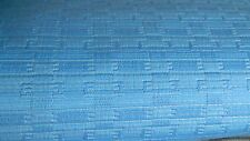 1950s? 1960s? OEM Buick Seat Upholstery Material, Wholesale Lot, BLUE, Vintage