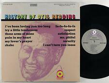 """Otis Redding """"History Of..."""" LP Atco"""