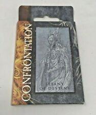 Rackham Confrontation Litany of Destiny Ragnarok Card Pack Brand New Rare OOP