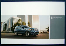 Prospekt brochure 2019 Lincoln Navigator (USA)