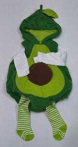 Carter's Avocado Halloween Costume 12 Months Brand NEW Unisex