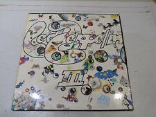 LED ZEPPELIN - Led Zeppelin III - 1970 German 10-track vinyl LP