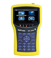 Satlink WS-6935 HD DVB-T/ DVB-T2 wth Spectrum Analyzer Satellite Finder Meter