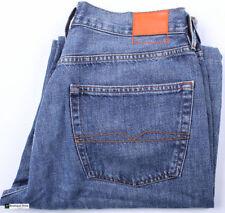 Jeans da uomo blu regolare HUGO BOSS
