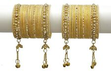 Indian Bollywood Gorgeous Collection Fashion Made of Latkan Bangles for Womens