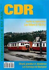 CONNAISSANCE DU RAIL - n° 124 - Mai 1991 - (chemin de fer, train)