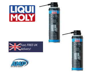 Liqui Moly Maintenance Spray White 3075 250ML x2