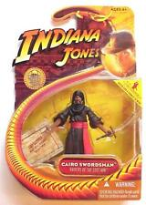 Indiana Jones CAIRO SWORDSMAN Action Figure Raiders of the Lost Ark C-9+ MOMC