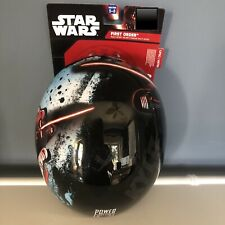 Star Wars Bicycle Bike Helmet Youth Disney Gear Riding Kylo Ren Age 5 6 7 8 New