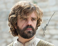 GAME OF THRONES - TYRION LANNISTER (Peter Dinklage) #2 10x8 Lab Quality Print