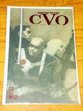 CVO AFRICAN BLOOD #1 IDW COMIC RETAIL INCENTIVE VARIANT