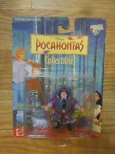Disney's POCAHONTAS Collectible Figure  JOHN RATCLIFFE Mattel 66505